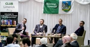 13-11-15 Club Limerick GAA Network Business Breakfast in the Str