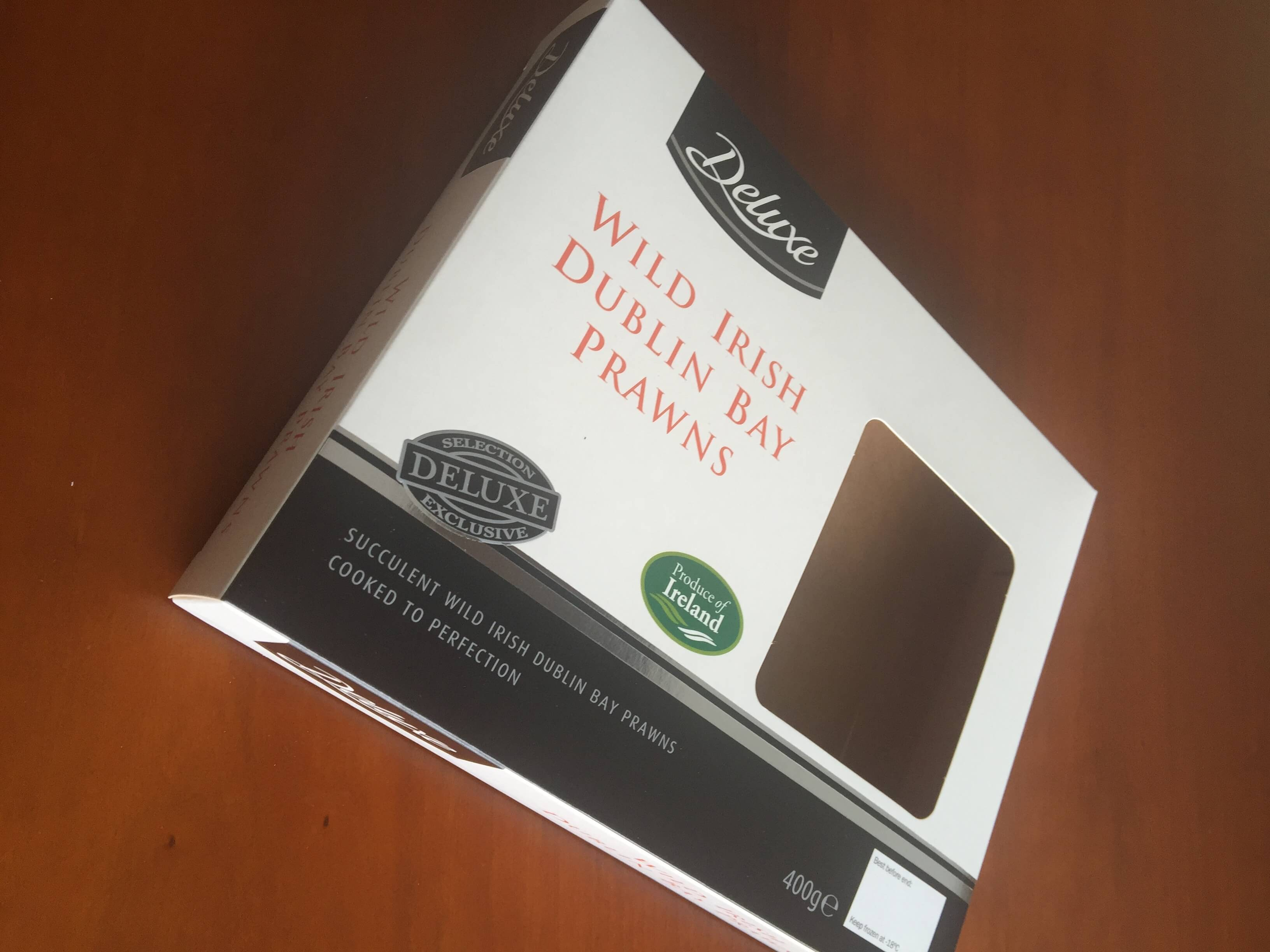 Food packaging Dunnes Stores